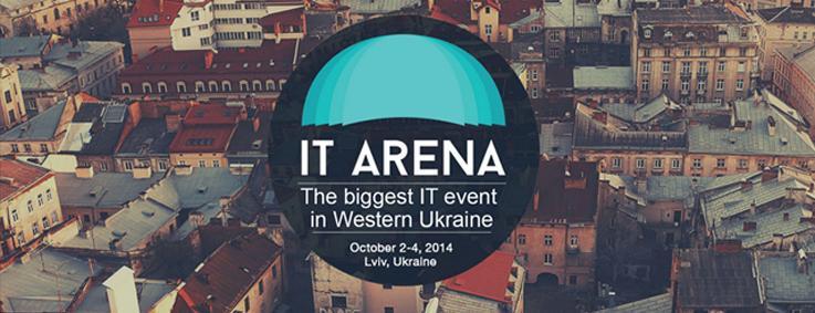 Конференція IT Arena Lviv